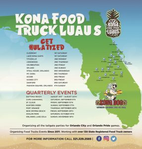 Kona Food Truck Luaus Expand in Florida