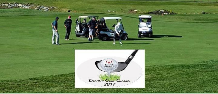 Proud sponsor of the Special Olympics Golf Classic